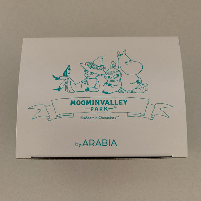 ARABIA(アラビア)の専用   ムーミンバレーパーク限定マグ アラビア    インテリア/住まい/日用品のキッチン/食器(グラス/カップ)の商品写真