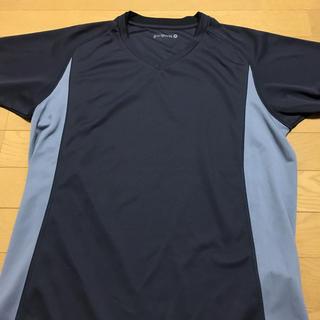 ジーユー(GU)のTシャツ GUスポーツM(トレーニング用品)