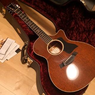 限定セール[超美品]Taylor 522ce ES2 2016年購入(アコースティックギター)