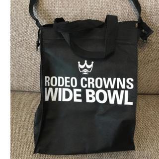 ロデオクラウンズワイドボウル(RODEO CROWNS WIDE BOWL)の最安値!ロデオクラウンズワイドボウル ショップ袋(ショップ袋)
