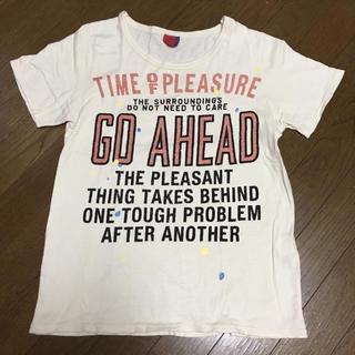 キューブシュガー(CUBE SUGAR)のTシャツ  レディース  M(Tシャツ(半袖/袖なし))