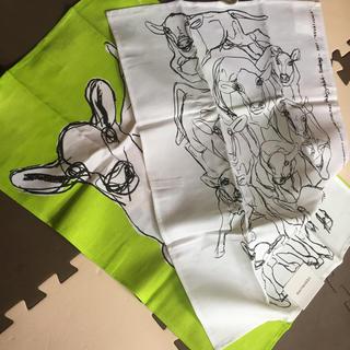 マリメッコ(marimekko)のマリメッコ新品未使用イルタヴィッリ ティータオル(その他)