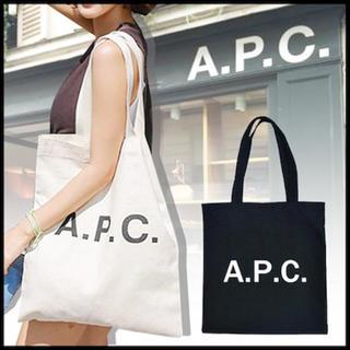 e6b28061469 アーペーセー(A.P.C)の【新品、未開封】APC ファスナー付き トートバッグ