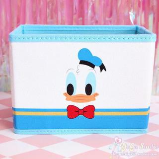 ディズニー(Disney)のドナルド ♡ 収納ボックス ラスト一点(ケース/ボックス)