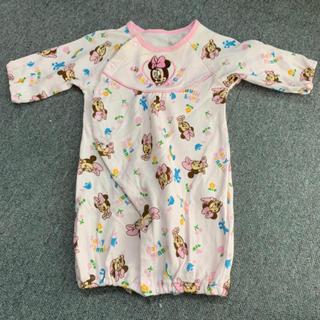 250b1f3dec6d4 ディズニー(Disney)の新生児 2wayオール ロンパース ミニーマウス(カバーオール)
