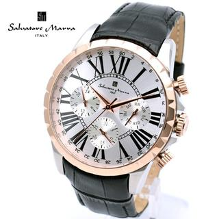 Salvatore Marra - サルバトーレマーラ 腕時計 メンズ 人気 ブランド 時計 革ベルト