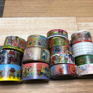 アンパンマン(アンパンマン)のアンパンマン   マスキングテープ(テープ/マスキングテープ)