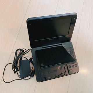 ソニー(SONY)のリモコン付き SONY sony DVP-FX750 持ち運び DVDプレイヤー(DVDプレーヤー)