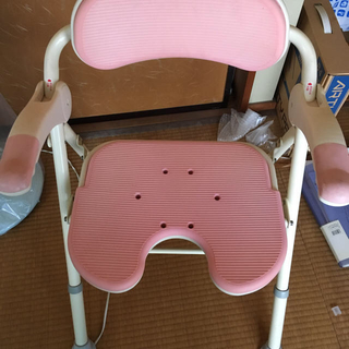 介護チェアー(折り畳みイス)