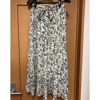 しまむら - 新品タグ付 プリーツスカート