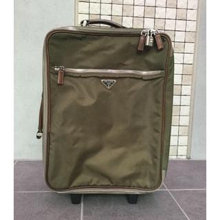 プラダ(PRADA)のプラダ キャリーバッグ(スーツケース/キャリーバッグ)