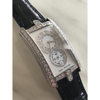 ハリーウィンストン(HARRY WINSTON)のハリーウィンストン アベニューC ユニセックス 美品(腕時計)