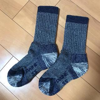 パイネ(PAINE)の【5月3日まで】PAINE 登山・アウトドア用靴下 メリノウール 19~21cm(登山用品)