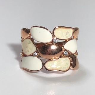 AAA級 ダイヤモンドcz 20号 リング 指輪(リング(指輪))