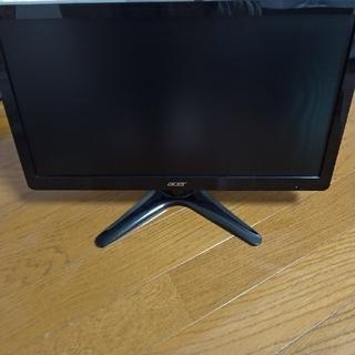 エイサー(Acer)のディスプレイ モニター G196HQLbd(ディスプレイ)