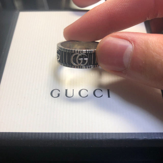 グッチ(Gucci)のGUCCI リング ggマーモント(リング(指輪))