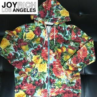 JOYRICH - JOYRICH LOS ANGELES FlowerHoodie 花柄 フルーツ