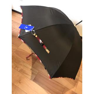 バーバリーブルーレーベル(BURBERRY BLUE LABEL)のBLUE LABEL CRESTBRIDGE 傘(傘)