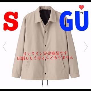 ジーユー(GU)のコーチジャケット(ナイロンジャケット)