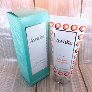 アウェイク(AWAKE)の☆新品☆アウェイク ハロークリーン ダブルクレンジングジェリー 150g(クレンジング / メイク落とし)