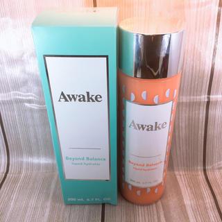 アウェイク(AWAKE)の☆新品☆アウェイク ビヨンドバランス リキッドハイドレイター 200ml(化粧水 / ローション)