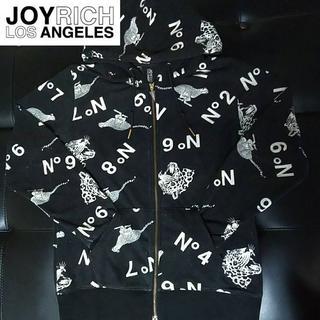JOYRICH - JOYRICH LOS ANGELES No.Hoodie 豹柄 シャネル風柄