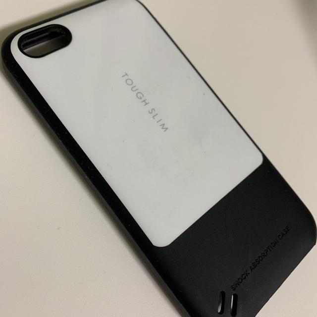 TOUGH(タフ)のTOUGH SLIM  iPhoneSEケース スマホ/家電/カメラのスマホアクセサリー(iPhoneケース)の商品写真
