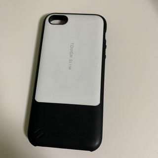 タフ(TOUGH)のTOUGH SLIM  iPhoneSEケース(iPhoneケース)