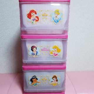 ディズニー(Disney)の★princess★(棚/ラック/タンス)
