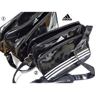 アディダス(adidas)のお値下げ ●adidas● スポーツバッグ  大中2個セット(ショルダーバッグ)