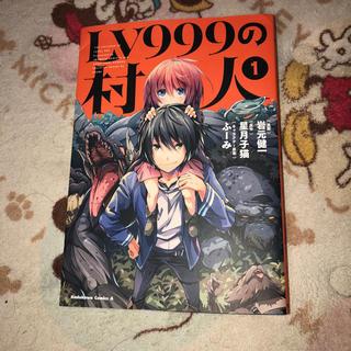 カドカワショテン(角川書店)のLV 999の村人 1巻 値段交渉可 Lv  999(少年漫画)