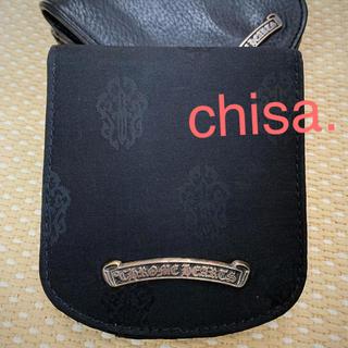 クロムハーツ(Chrome Hearts)のクロムハーツ タクシーウォレット ナイロン 希少 確実正規品(折り財布)