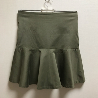 ジルスチュアート(JILLSTUART)のJILLSTUART  膝丈フレアスカート サイズ0(ひざ丈スカート)