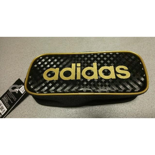adidas(アディダス)のアディダス ペンケース インテリア/住まい/日用品の文房具(ペンケース/筆箱)の商品写真