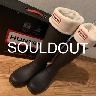 ハンター(HUNTER)のGWセール中 HUNTERレインブーツ(長靴/レインシューズ)