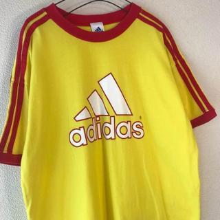 アディダス(adidas)のadidas T-shirt(Tシャツ/カットソー(半袖/袖なし))
