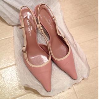 ジルスチュアート(JILLSTUART)のジルスチュアートの靴(ハイヒール/パンプス)