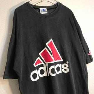 アディダス(adidas)のadidas vintage T-shirt(Tシャツ/カットソー(半袖/袖なし))