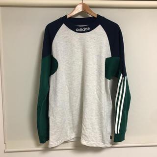 アディダス(adidas)のアディダス adidas originals(Tシャツ/カットソー(七分/長袖))