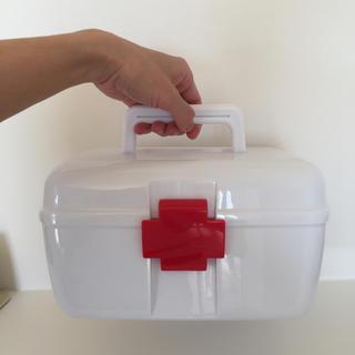 ビームス(BEAMS)の【整理整頓】救急箱 クスリボックス(ケース/ボックス)
