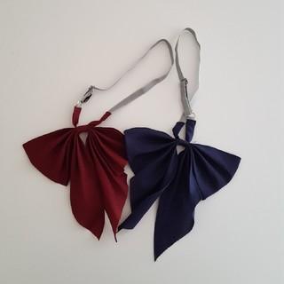 ハナエモリ(HANAE MORI)の制服♡リボン 2点セット(ネクタイ)