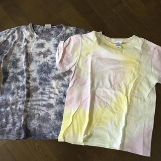 Tシャツ 2枚セット(Tシャツ/カットソー(半袖/袖なし))