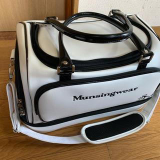 マンシングウェア(Munsingwear)のマンシングウェア ゴルフ ボストンバック(バッグ)