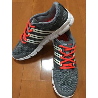 アディダス(adidas)のアディダス ランニングシューズ 27.5㎝ 美品(シューズ)