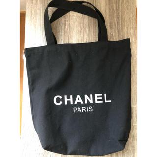 27e145a06537 シャネル(CHANEL)のCHANEL ノベルティ トートバッグ シャネル(最終お値下げ)(