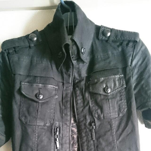 Roen(ロエン)のroen×FF15公式コラボジャケット 美品 サイズM メンズのジャケット/アウター(ミリタリージャケット)の商品写真