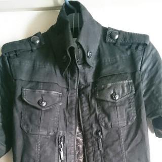 ロエン(Roen)のroen×FF15公式コラボジャケット 美品 サイズM(ミリタリージャケット)