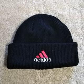 アディダス(adidas)のadidas アディダス ニット帽(帽子)