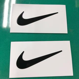 ナイキ(NIKE)のナイキ ステッカー 2枚 Nike(ノベルティグッズ)