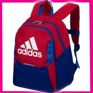 adidas - アディダス リュック ボールバッグ サッカー 赤 ピンク ブルー